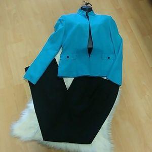 Stresa Linen Look Pantsuit